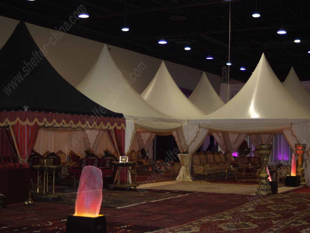 Out door party tents