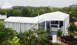 Event Tent - small marquee - tents canopy for outdoor show - fashion show structure - pavilion for lawn party - shed for outdoor weddings - aluminum canvas for grass wedding ceremony (5zzzcq)