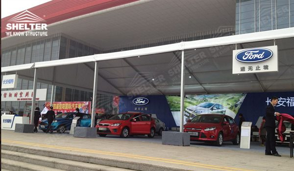 tent for auto exhibition - auto exhibition tents - car show exposition tent - Motorcycle Exhibition & 65u0027 x 65u0027 Clear Span Tent for Auto Exhibition - Canopy for Outdoor ...