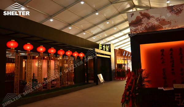 exhibition tents - marquee for large scale exhibitions - tent canopy for expositions - trade show tents - canvas for fair - Shelter aluminum structures for sale (53)