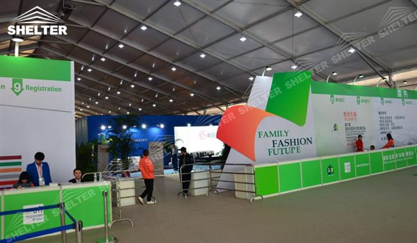 exhibition tents - marquee for large scale exhibitions - tent canopy for expositions - trade show tents - canvas for fair - Shelter aluminum structures for sale (54)