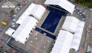 tent for exposition - marquee for social events - large exhibition tents - tent canopy for exposition - musical festival pavilion - canvas for fari carnival (20)