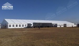 tent for municipal events - tent structures for elections - exhibition tent - tents for oktoberfest - marquee for beer festival - Shelter outdoor event marquees for sale (7)