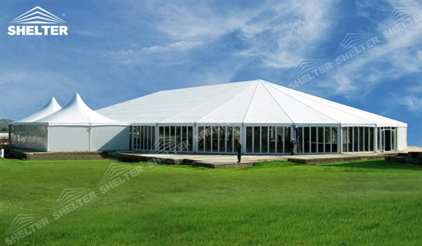 Bellend Tent - large marquee - mixed party tents - multi shapes marquee - bellend canvas & Bellend Tent - Marquee in Mixed Shapes Sales For Outdoor Party