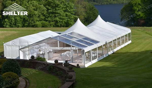 Bellend Tent - large marquee - large marquee - mixed party tents - multi shapes marquee : marquees tent - memphite.com