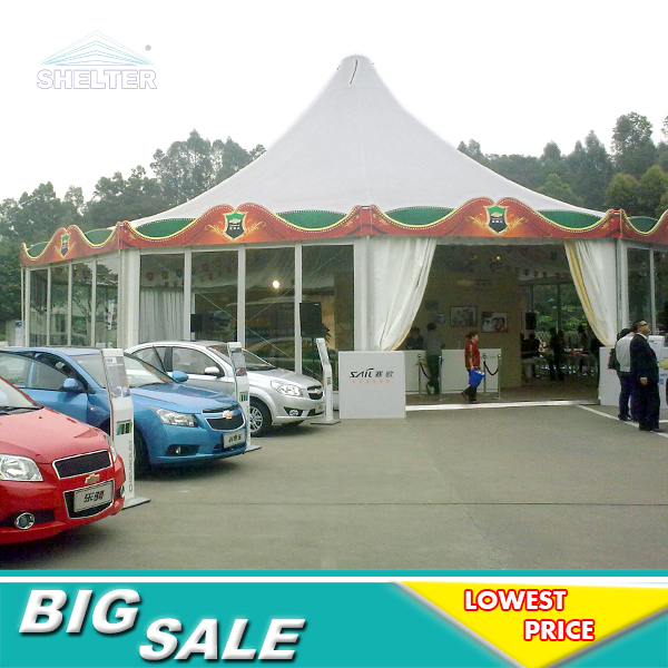 Polygonal tent for events shelter 10 sides tent · «  sc 1 st  Wedding Marquees |Party tent & Polygonal tent for events shelter 10 sides tent 02 - Wedding Tents ...
