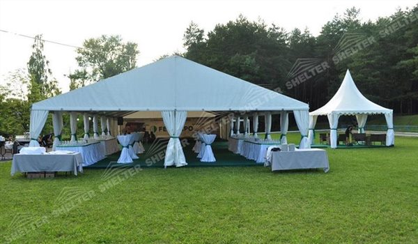 marquee for hotel weddingwedding - wedding marquee - pavilion for luxury wedding ceremony - canopy for & 32ft x 78ft Clear Tent holding 180-200 people for Hotel Wedding