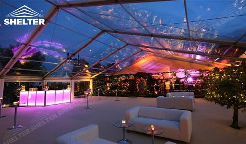 SHELTER clear top tent luxury wedding marquee party tents for sale wedding tent decorations 54 & SHELTER clear top tent luxury wedding marquee party tents for sale ...