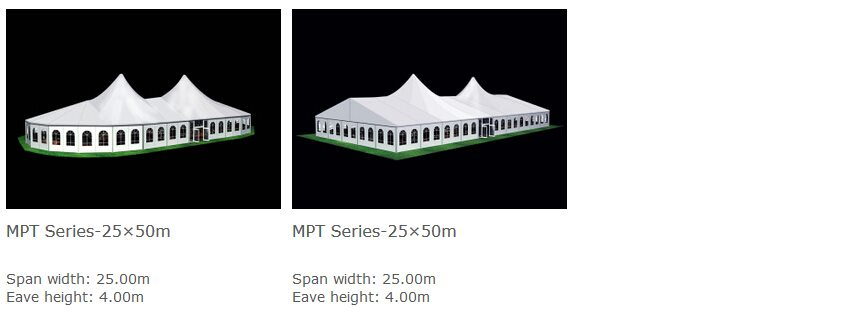 mixed party tents - multi shapes marquee - bellend tent canopy (2)