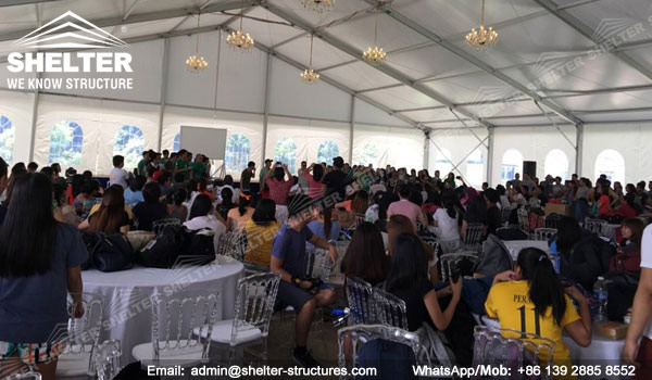 apse marquee - temporary fabric structures solutions for wedding reception tents - corporation events and banquet halls - tent marquee for sale in United States Canada US UK (14)