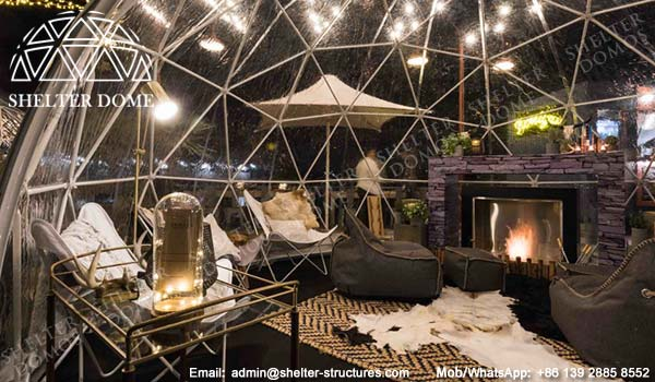 igloo bars---pop-up-domae-cafe---pop-up-themed-igloo-dome-coffee-shop-by-the-restaurant-or-hotel---Pier-one-hotel-by-the-Sydney-harbour---patio-dome-seats-000