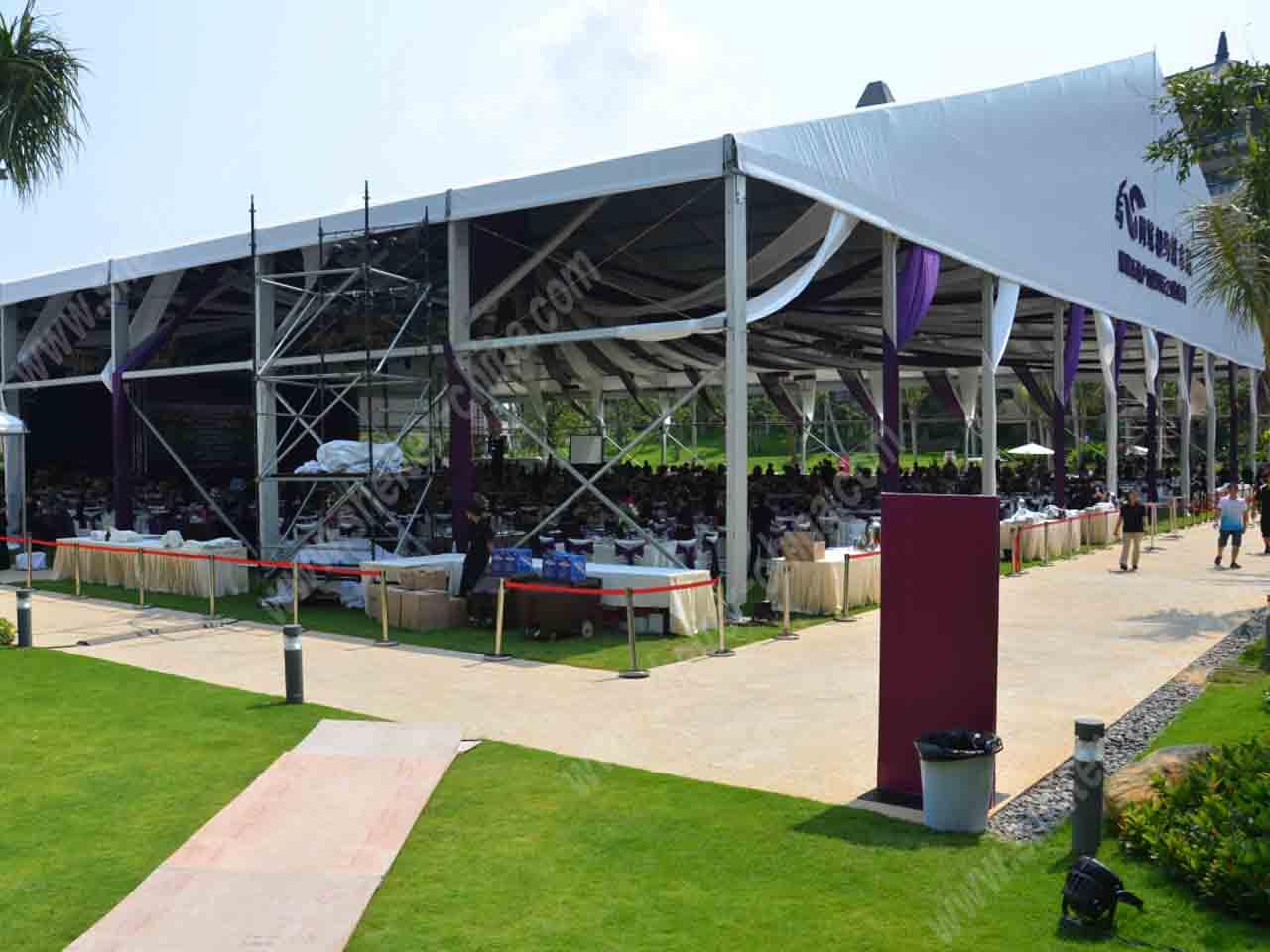 Large Outdoor Custom 20X30 Canopy Wedding Tent - Wedding ...