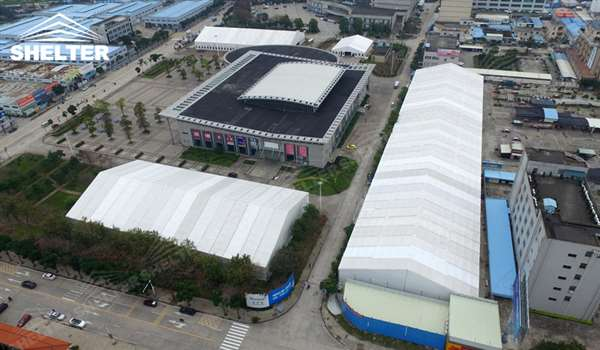 expo tent - tent canopy for expositions - trade show tents - canvas for fair - Shelter aluminum structures for sale (30)