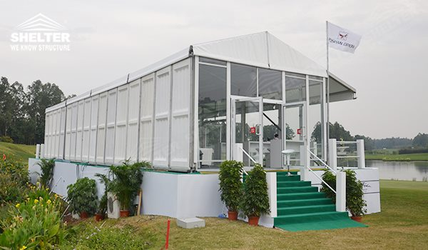 temporary lounge house - event marquees - small marquee - tents canopy for outdoor show - fashion show structure - pavilion for lawn party - shed for outdoor weddings - aluminum canvas for grass wedding ceremony (5000q)