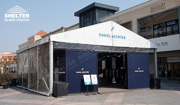 & 10 x 10m Small Tent Store with for Retail u0026 Outdoor Display