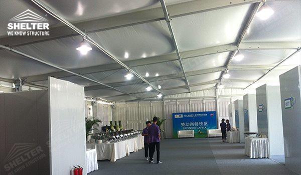 2014 WTA Wuhan Opan - High peak Gazebo canopy - wedding reception - destination wedding - hotel wedding ceremony - Shelter aluminum structures for slae (6fwew)