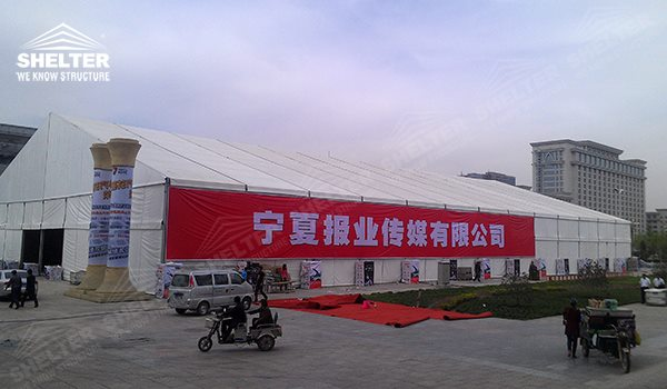 Commercial Tent - auto exhibition tents - car show exposition tent - Motorcycle Exhibition marquees - tents for internatinal expo - Shelter exhibition canopy for sales in California 2_Jc