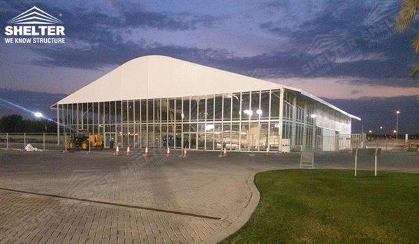 arcum tent - double decker tents - two floor marquee - double floor canopy - double deck or two deck pavilions (50)