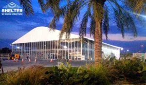 arcum tent - double decker tents - two floor marquee - double floor canopy - double deck or two deck pavilions (62)