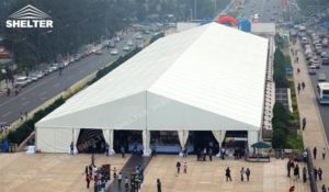 Trade Show Tent - exhibition tent - marquee for trade show - tent canopy for fair - pavilion for carnival - Shelter aluminum tent structures for sale (2)