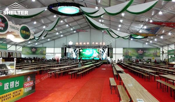 Canopy Tent - exhibition tent - tents for oktoberfest - marquee for beer festival - Shelter outdoor event marquees for sale (2)