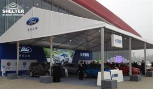 tent for auto exhibition - marquee for large scale exhibitions - tent canopy for expositions - trade show tents - canvas for fair - Shelter aluminum structures for sale (104)