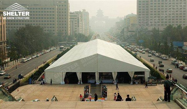 Trade Show Tent - marquee for large scale exhibitions - tent canopy for expositions - trade show tents - canvas for fair - Shelter aluminum structures for sale (111)
