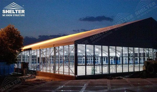 Tents shed - marquee for large scale exhibitions - tent canopy for expositions - trade show tents - canvas for fair - Shelter aluminum structures for sale (4)