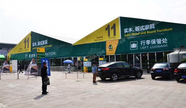 exhibition tents - marquee for large scale exhibitions - tent canopy for expositions - trade show tents - canvas for fair - Shelter aluminum structures for sale (51)