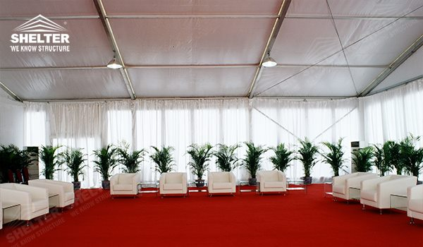 temporary structure - event tent for sale - marquee for social events - large exhibition tents - tent canopy for exposition - musical festival pavilion - canvas for fari carnival (150100)_Jc