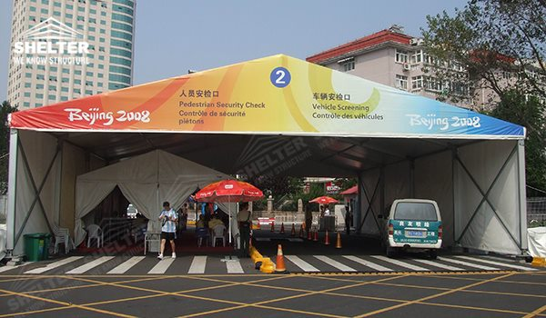 Tents for 2008 Beijing Olympic Games - marquee for social events - large exhibition tents - tent canopy for exposition - musical festival pavilion - canvas for fari carnival (15zcvc)