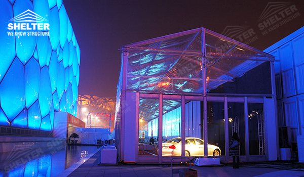 Tents for 2008 Beijing Olympic Games - marquee for social events - large exhibition tents - tent canopy for exposition - musical festival pavilion - canvas for fari carnival (4s0s)
