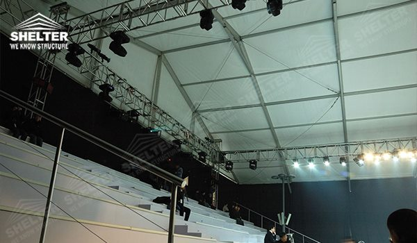 Tents for 2008 Beijing Olympic Games - marquee for social events - large exhibition tents - tent canopy for exposition - musical festival pavilion - canvas for fari carnival (4sgsgs)