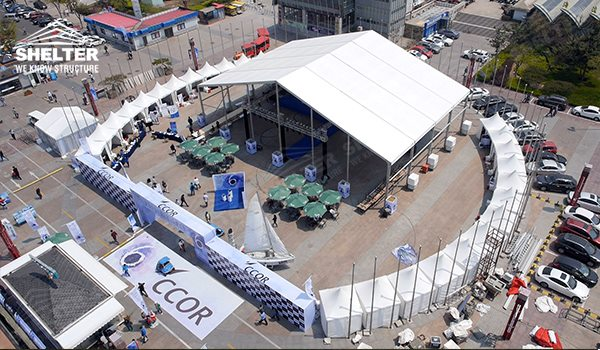 conference tent - marquee for social events - large exhibition tents - tent canopy for exposition - musical festival pavilion - canvas for fari carnival (9)