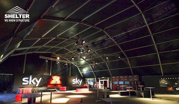 polygon marquee - tents polugon for social events - 6 sides poligon pavilion - 8 sides poligon canvas - 12 sides polygonal shed - Shelter poligonal canopy for sale (10)