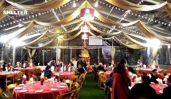 wedding tents - wedding marquee - pavilion for luxury wedding ceremony - canopy for outdoor party - wedding on seaside - in hotel - Shelter aluminum structures for sale (133)