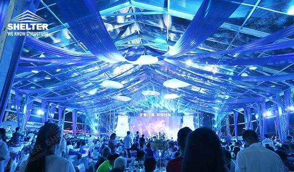 Marquees for Sale - Huge Tents - wedding marquee - pavilion for luxury wedding ceremony - canopy for outdoor party - wedding on seaside - in hotel - Shelter aluminum structures for sale (8110245)_Jcc