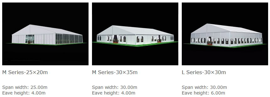 25x20 - 35x30 - 30x30 - large events tents - marquee for exhibition - social events - municipal sporst canopy (2)