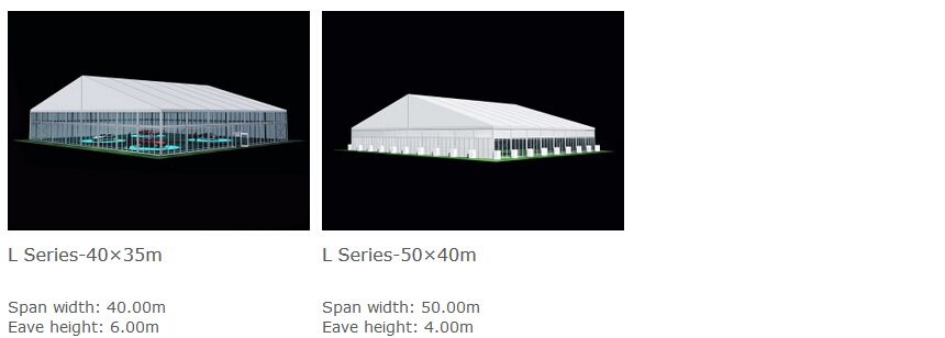 40x35 - 50x40 - large events tents - marquee for exhibition - social events - municipal sporst canopy (3)