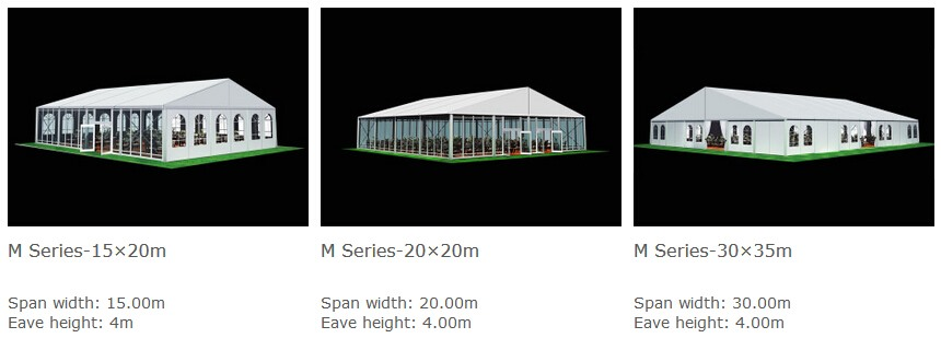 15x20 - 20x20 - 35x30 - party marquee - wedding tents - 30x50 - 40 x 50 - 25x35 - marquee for 100 guest, 200 seats , 50 ppl (3)