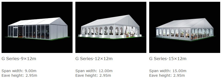 9x12 - 15x12 - 12x12 - party marquee - wedding tents - 30x50 - 40 x 50 - 25x35 - marquee for 100 guest, 200 seats , 50 ppl (1)