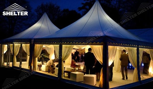 High Peak Canopy Gazebo Canopy Wedding Reception Destination
