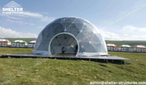 geo dome tent - geodesic dome tent 10m geodome tent in prairie