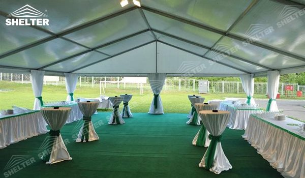 marquee for hotel weddingwedding - wedding marquee - pavilion for luxury wedding ceremony - canopy for outdoor party - wedding on seaside - in hotel - Shelter aluminum structures for sale (243)