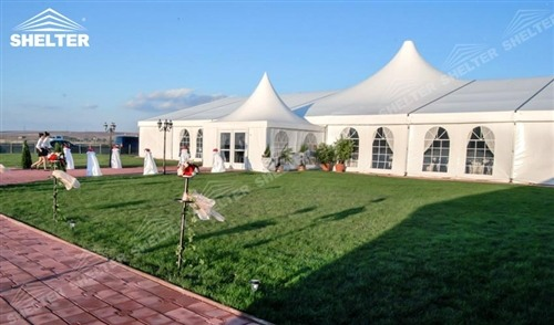 Party Tents For Sale 20x30 >> 20 X 30 Party Tent Mixed Party Tent Wedding Marquees Bell End