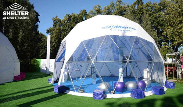 Tent Sale Canada >> large dome tents - wedding dome - geodesic dome tent - sports dome - igloo tents - Shelter ...