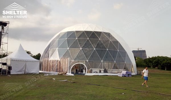 cheap for discount d1d34 cd7e4 wedding dome - geodesic dome tent - sports dome - igloo tents - Shelter  aluminum marquee for sale (9) - Wedding Tents For Sale
