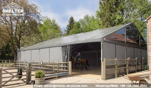 Equestrian Tent - sports-structures-indoor-swimming-pool-court-shed-tennis-tent-canopy-for-horse-riding-horse-loading-tent-gym-structures-idea-sports-staidum-cover-88