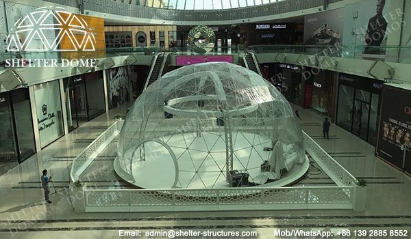 geodome tent - sphere dome structure - event dome tents - dome igloo for promotions (13)