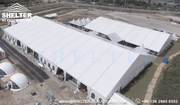 marquees sale - a frame tent for wedding reception - outdoor garden wedding tents - temporary banquet and catering hall for sale - clear event dome for sale (1)